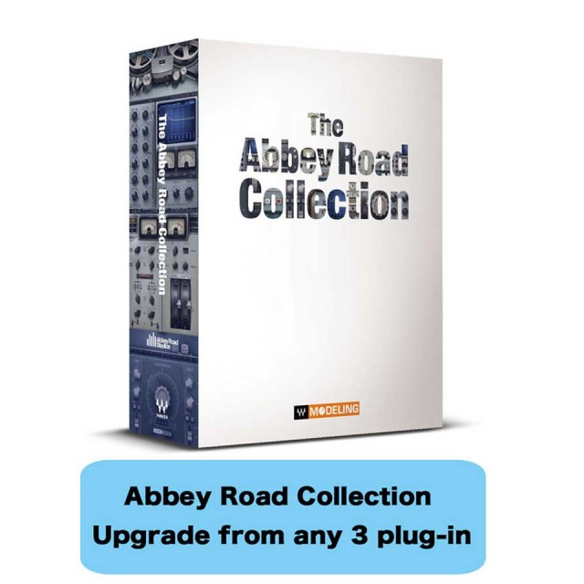 Waves/Abbey Road Collection Upgrade from any 3 plug-ins