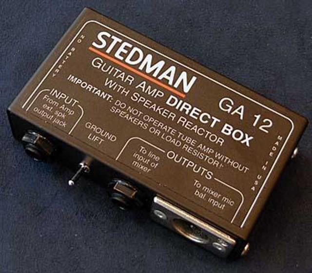 STEDMAN/GA12【USED】【中古】【在庫あり】