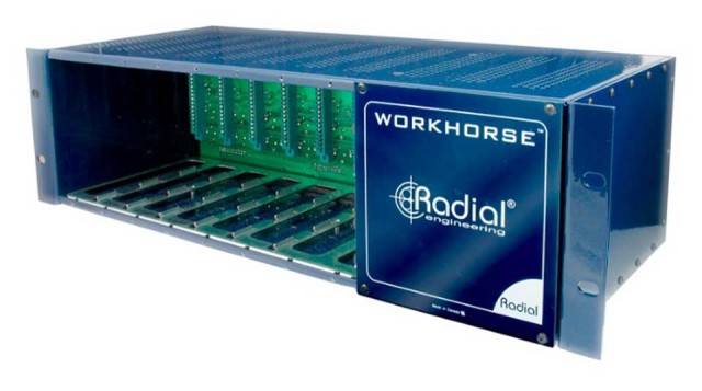 RADIAL/Workhorse 8