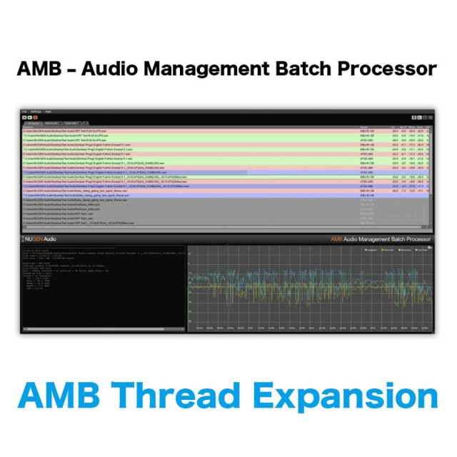 Nugen Audio/AMB Thread Expansion