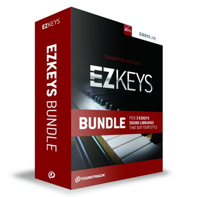 TOONTRACK/EZ KEYS BUNDLE