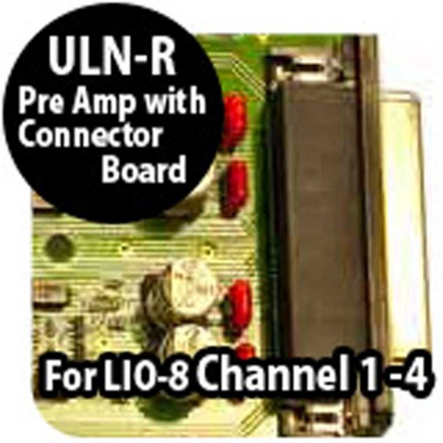 Metric Halo/ULN-R Preamp ch1-4 for LIO-8 self install