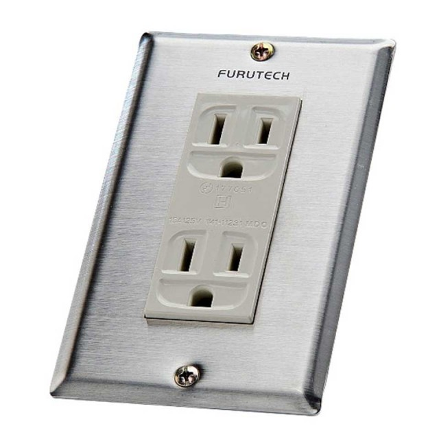 FURUTECH/Outlet Cover 102-J