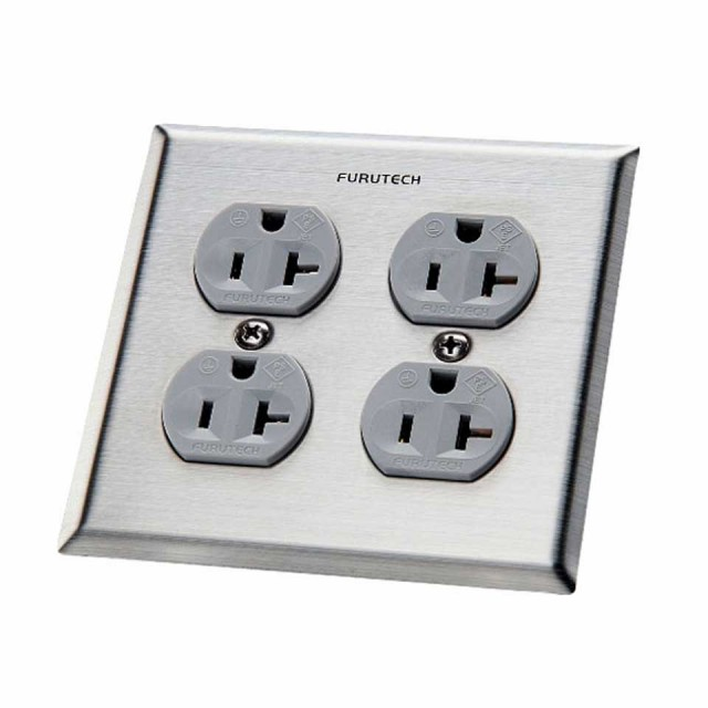 FURUTECH/Outlet Cover 102-2D