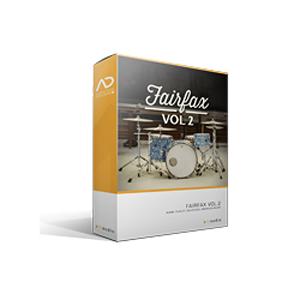 xln audio/Addictive Drums 2 FAIRFAX vol.2 ADpak