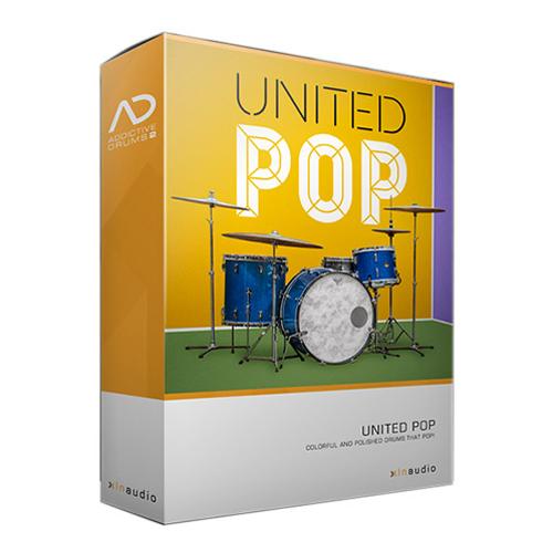 xln audio/Addictive Drums 2 UNITED POP