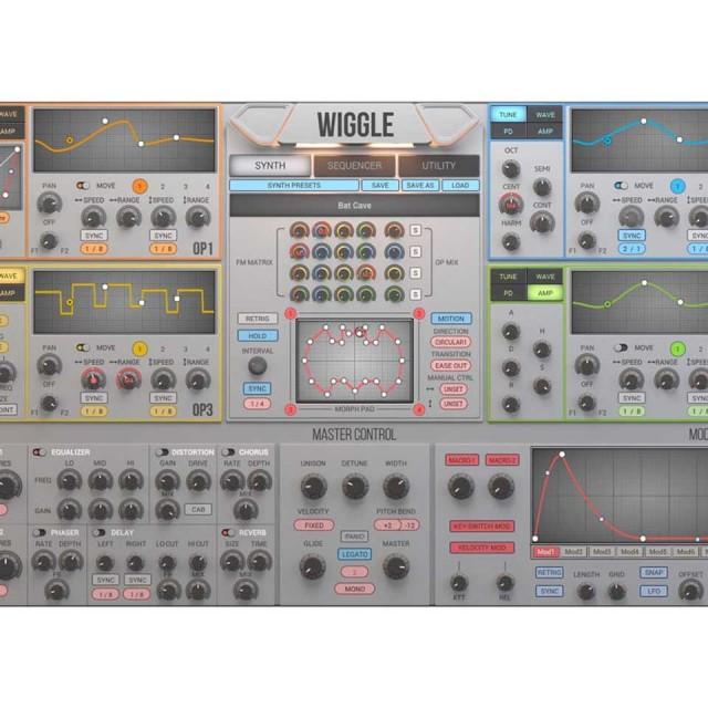 2nd Sense Audio/Wiggle【オンライン納品】