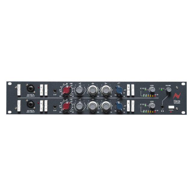 AMS NEVE/1073DPX dual mic preamp & EQ【大幅価格改定】