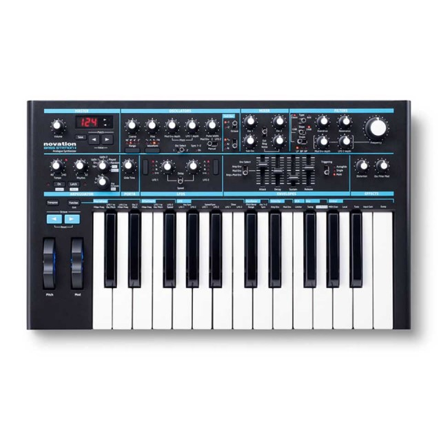 Novation/Bass Station II