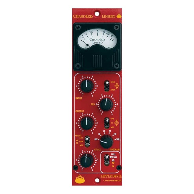 Chandler Limited/Little Devil Compressor