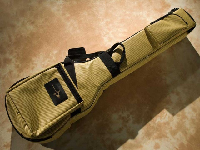 NAZCA Protect Case Tweed (For Hofner / Violin Bass) 当店オリジナル 【ヘフナー】【ケース】【ギグバッグ】【お取り寄せ商品】