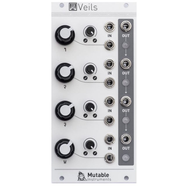 Mutable Instruments/Veils【お取り寄せ商品】