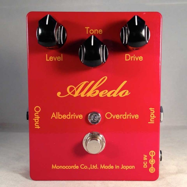 Albedo/Albedrive【在庫あり】
