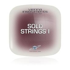 Vienna Symphonic Library/SOLO STRINGS 1【パッケージダメージ特価】【在庫あり】【MIRxプレゼントキャンペーン】【201703R1】