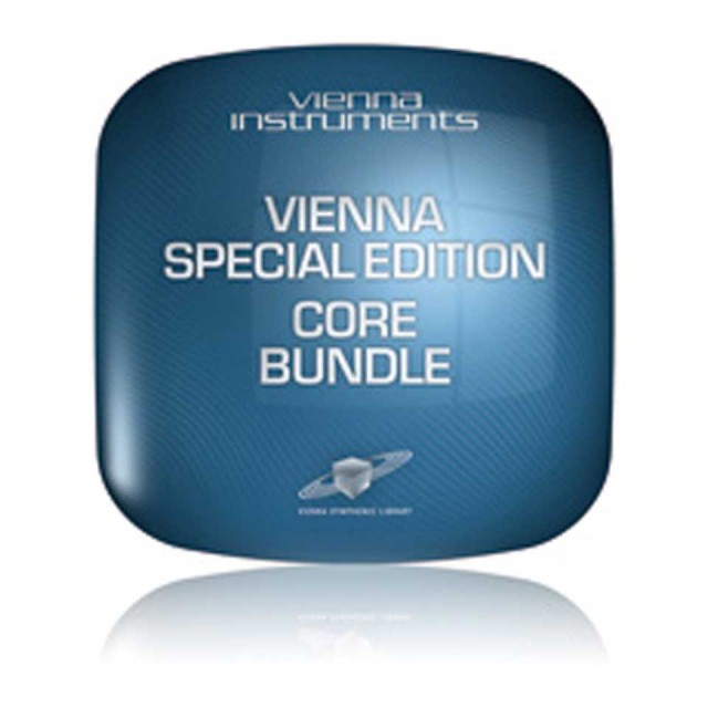 Vienna Symphonic Library/SPECIAL EDITION CORE BUNDLE【VIENNA 25%OFFキャンペーン】