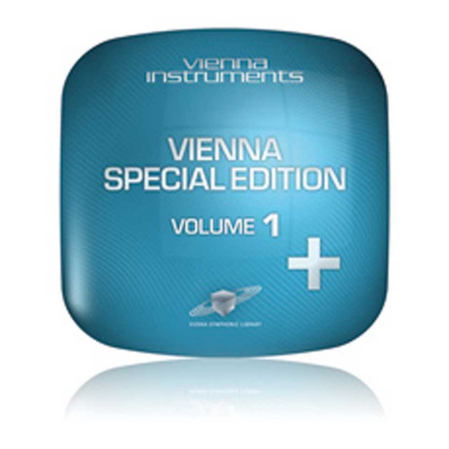 Vienna Symphonic Library/SPECIAL EDITION PLUS VOL. 1【VIENNA 25%OFFキャンペーン】