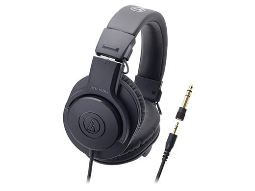 Audio Technica/ATH-M20x【在庫あり】