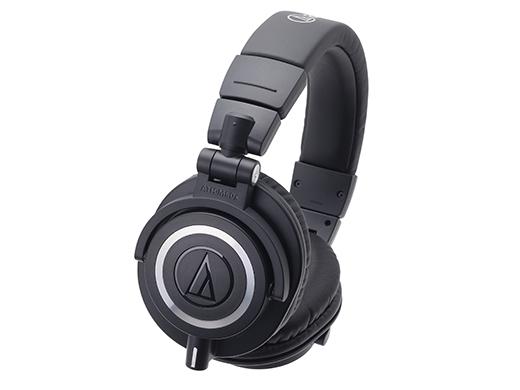 Audio Technica/ATH-M50x Black【在庫あり】
