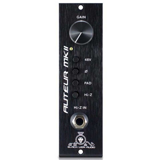 Black Lion Audio/Auteur MKII 500
