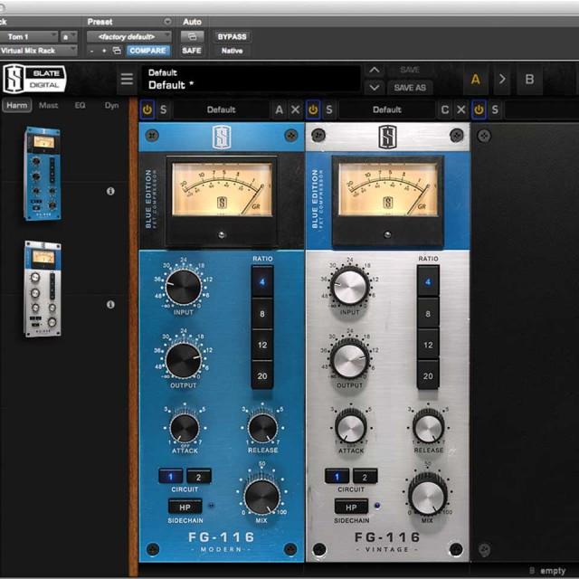 Slate Digital/FG-116 Blue Series【オンライン納品/要メールアドレス】【在庫あり】