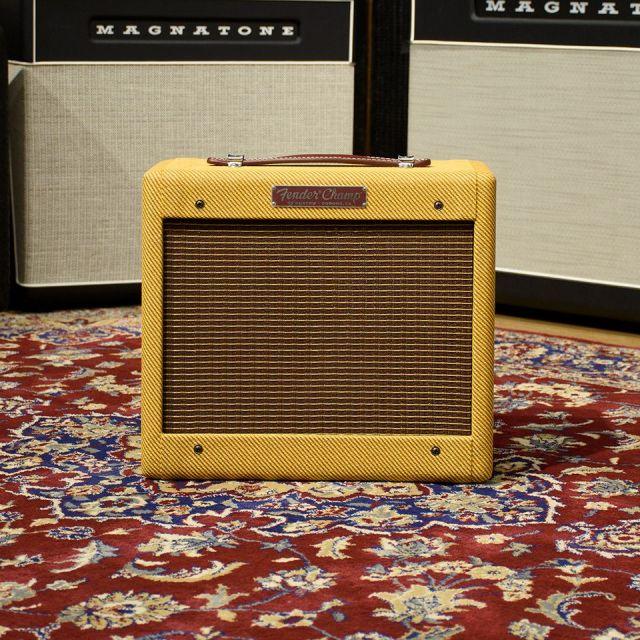 Fender/'57 CUSTOM CHAMP (Tweed Lacquer/Hand Wired)【次回入荷分ご予約受付中】