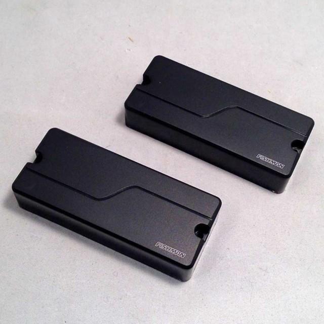 FISHMAN/Fluence Modern Humbucker 7Strings SET (Black Cover)【フィッシュマン】【アクティブ】【7弦用】【多弦】【在庫あり】