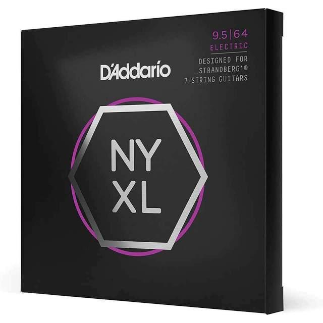 D'Addario/NYXL 0984SB for strandberg [Custom 8-Strings]【ストランドバーグ8弦専用】【在庫あり】