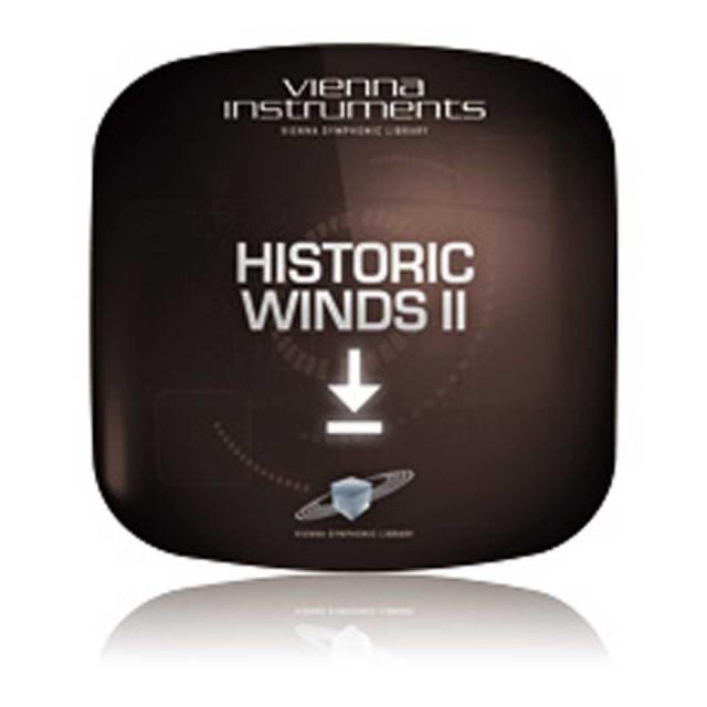 Vienna Symphonic Library/VIENNA HISTORIC WINDS 2【MIRxプレゼントキャンペーン】