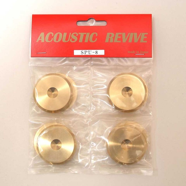 ACOUSTIC REVIVE/SPU8(8個1組)