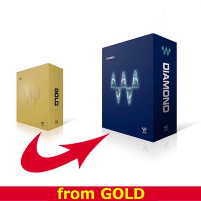 Waves/Diamond Upgrade from Gold【パッケージ汚れ特価】【数量限定キャンペーン】【在庫あり】【201703R3】
