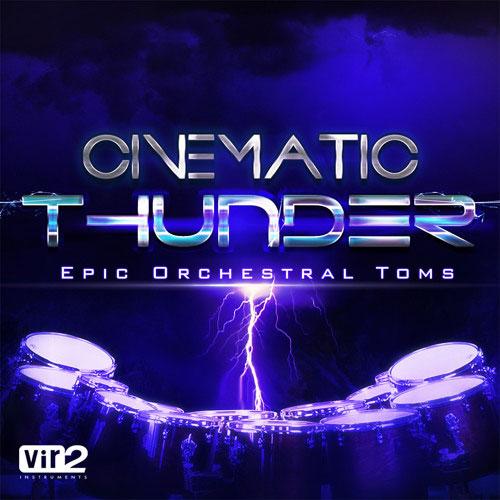 VIR2/CINEMATIC THUNDER:EPIC ORCHESTRAL TOMS【ダウンロード版】【オンライン納品】