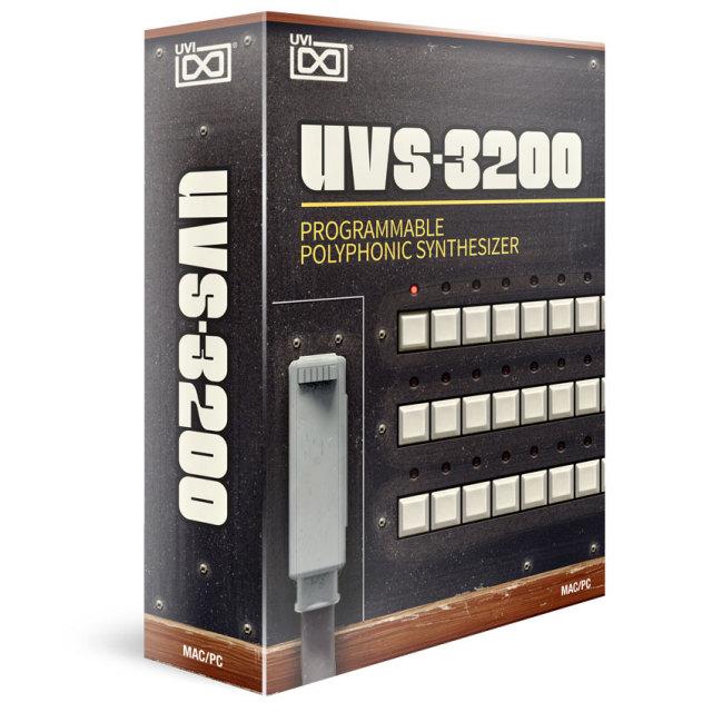UVI/UVS-3200【オンライン納品】【期間限定プライスキャンペーン】