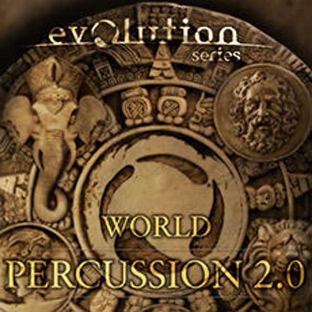 EVOLUTION SERIES/WORLD PERCUSSION 2.0【期間限定キャンペーン】【オンライン納品】【在庫あり】