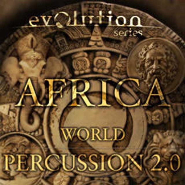 EVOLUTION SERIES/WORLD PERCUSSION 2.0 / AFRICA【期間限定キャンペーン】【オンライン納品】