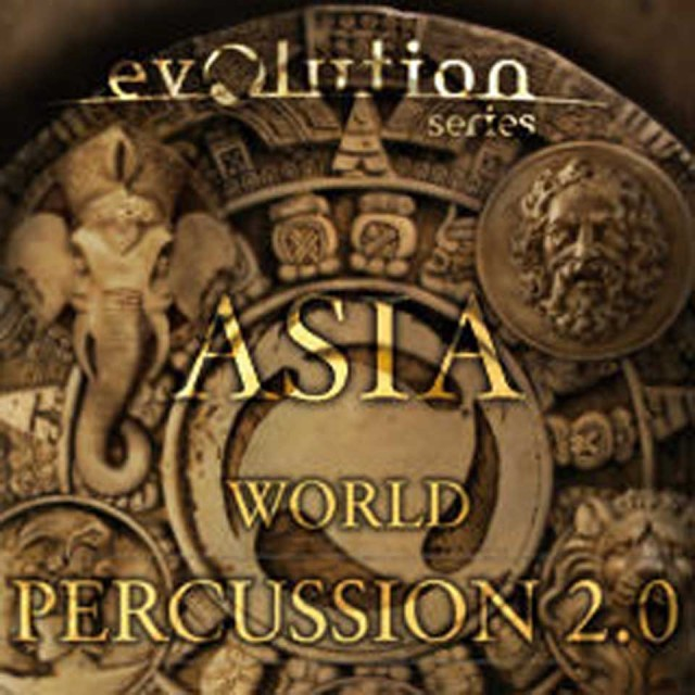 EVOLUTION SERIES/WORLD PERCUSSION 2.0 / ASIA【期間限定キャンペーン】【オンライン納品】【在庫あり】