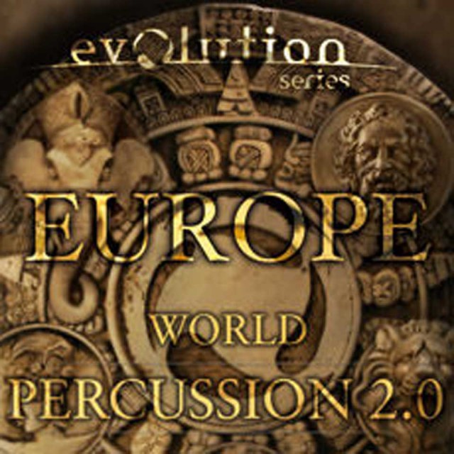 EVOLUTION SERIES/WORLD PERCUSSION 2.0 / EUROPE【期間限定キャンペーン】【オンライン納品】【在庫あり】