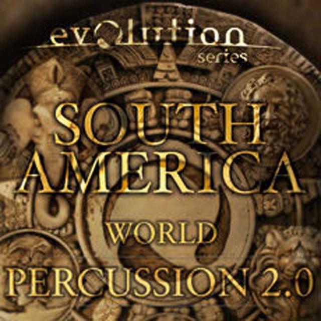 EVOLUTION SERIES/WORLD PERCUSSION 2.0 / SOUTH AMERICA【オンライン納品】【在庫あり】