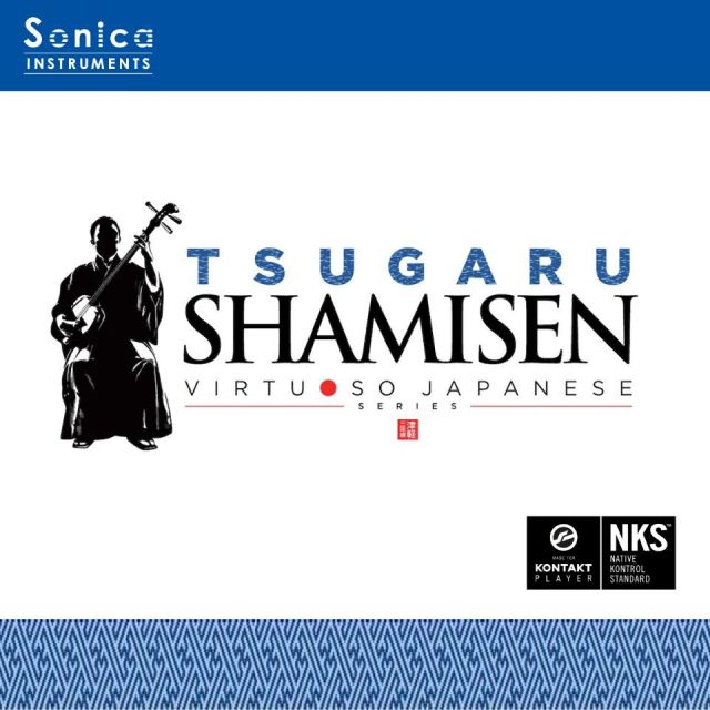 Sonica Instruments/TSUGARU SHAMISEN【イントロキャンペーン】【在庫あり】