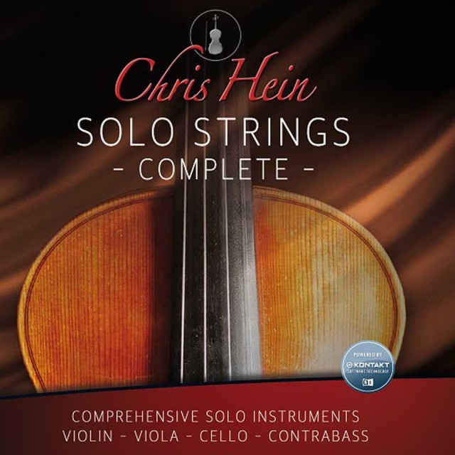 Best Service/CHRIS HEIN SOLO STRINGS COMPLETE