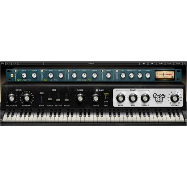 Waves/Electric 88 Piano【5月限定キャンペーン】【オンライン納品】【在庫あり】