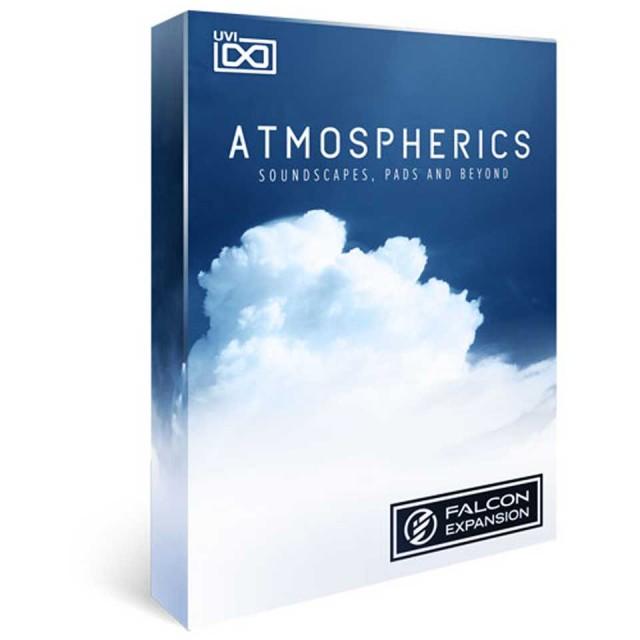 UVI/Atmospherics【Falcon専用拡張パック】【オンライン納品】