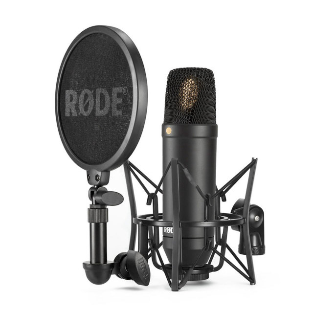 RODE/NT1 Kit【在庫あり】【数量限定キャンペーン】【201703R1】