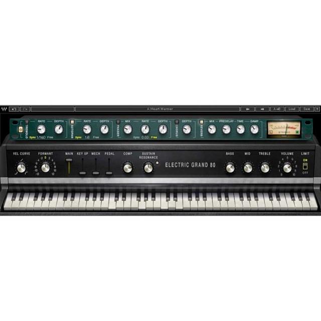 Waves/Electric Grand 80 Piano【オンライン納品】【在庫あり】