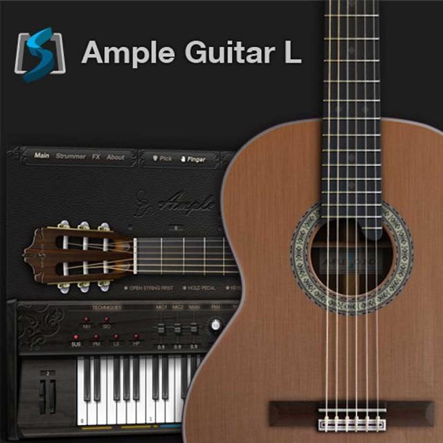 AMPLE SOUND/AMPLE GUITAR L II【オンライン納品】【在庫あり】