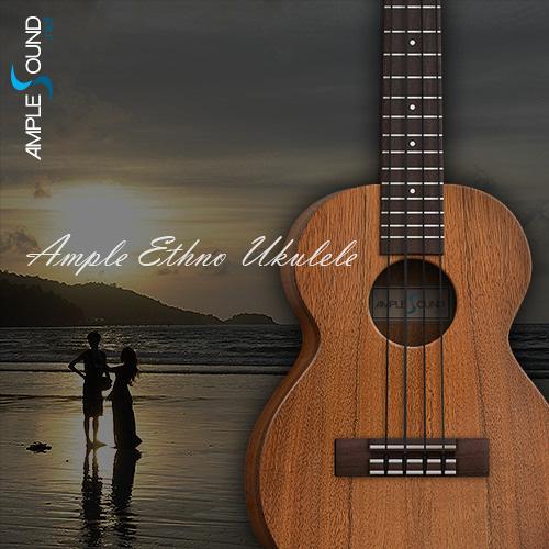 AMPLE SOUND/AMPLE ETHNO UKULELE【期間限定キャンペーン】【オンライン納品】【在庫あり】