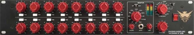 Phoenix Audio/Nicerizer 16mk2【数量限定キャンペーン】【入荷待ち/ご予約受付中】