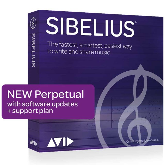 AVID/Sibelius | First【オンライン納品】