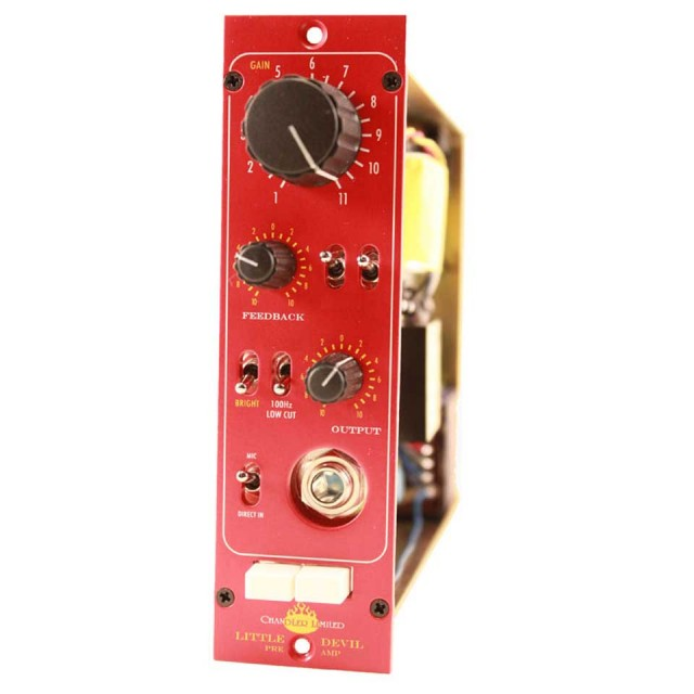 Chandler Limited/Little Devil Pre Amp
