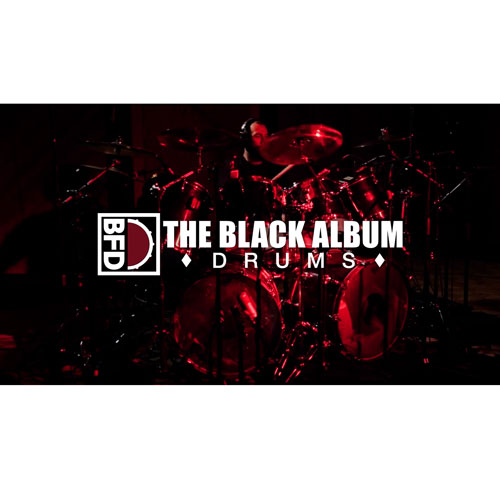 FXPansion/BFD3 Expansion Pack: Black Album Drum【オンライン納品】