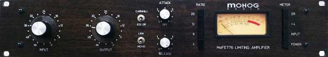 Mohog Audio/MoFET76 Limiting Amplifier Evony【在庫あり】【201703R4】